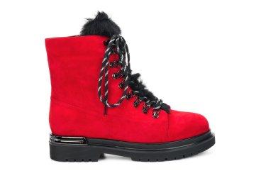 Ботинки зимние Estro красные er00106158