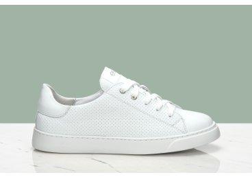 Кеды женские Estro белые ER00107082