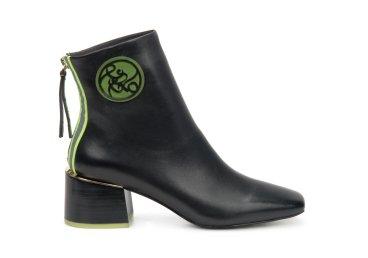 Ботинки демисезонные Estro черные ER00106807