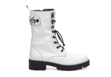 Ботинки зимние estro белые ER00105872