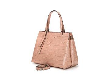 Сумка шоппер Estro рожева ER00107449