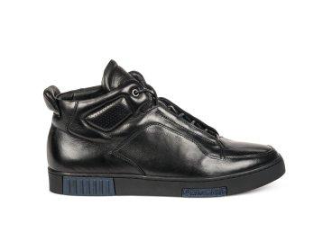 Ботинки мужские estro чёрные ER00105566