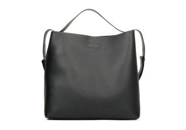 Сумка шоппер Estro чёрная ER00106589