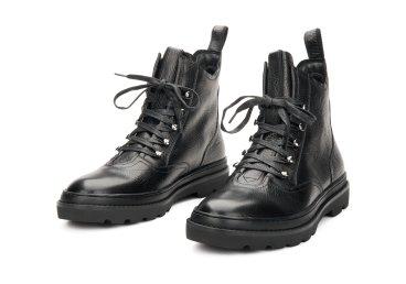 Ботинки мужские демисезонные Estro черные ER00105689