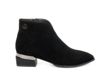 Ботинки демисезонные Estro чёрные ER00106445