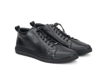 Ботинки демисезонные мужские Estro чёрные ER00107987