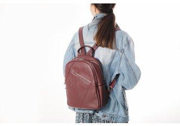 Рюкзак женский Estro бордовый ER00107950