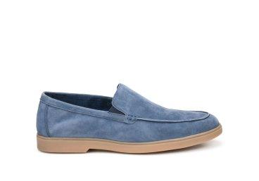 Мокасины мужские Estro голубые ER00107295