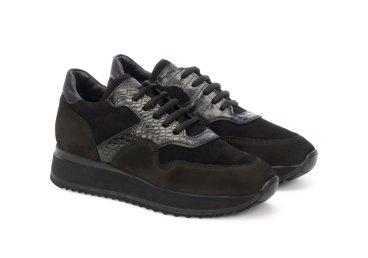 Кросівки жіночі estro чорні ER00107739