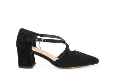 Туфли женские Estro чёрные ER00106417