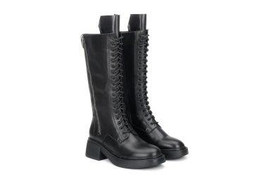 Ботинки женские демисезонные Estro чёрные ER00107974