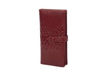 Кошелёк женский кожаный Estro бордовый ER00106223