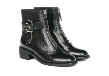 Ботинки женские estro чёрные ER00105414