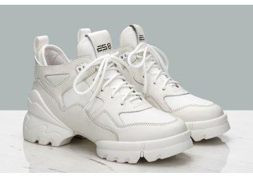 Кроссовки женские ES8 белые ER00107563
