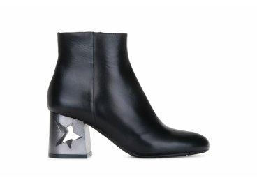 Ботинки женские TIFFI чёрные ER00103789