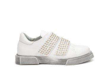 Туфли женские Estro белые ER00107132