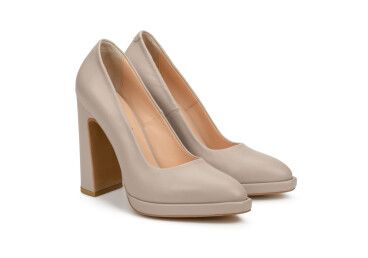 Туфли женские Estro серые ER00107286