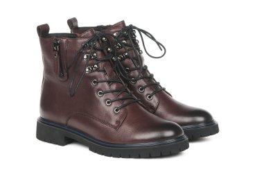 Ботинки женские estro бордовые ER00105374