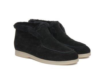 Ботинки женские estro чёрные ER00105470