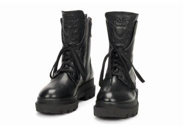 Ботинки зимние GAIA BARDELLI чёрные ER00106301