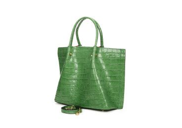 Сумка шоппер Estro зелена ER00107457