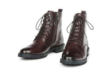 Ботинки женские estro бордо ER00105420