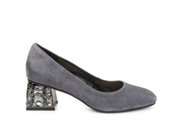 Туфли женские Estro серые ER00106504