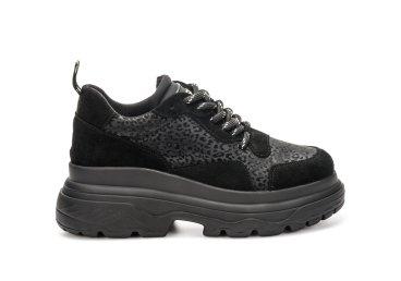 Кроссовки женские ES8 чёрные ER00105987