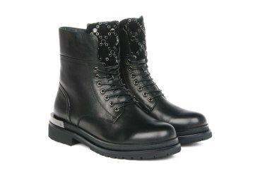 Ботинки женские estro чёрные ER00105421