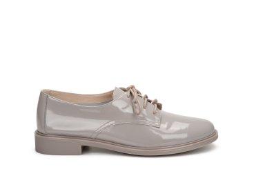 Туфли дерби женские Estro серые ER00107186