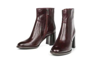 Ботинки женские estro бордо ER00105431
