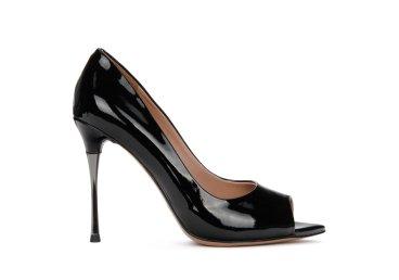 Туфли черные лаковые estro er00104778
