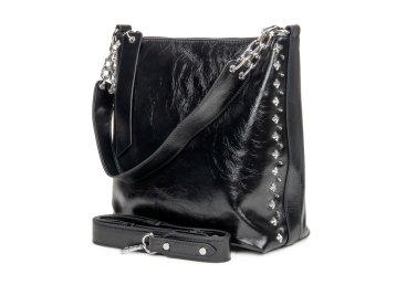 Сумка шоппер Estro черная ER00106878