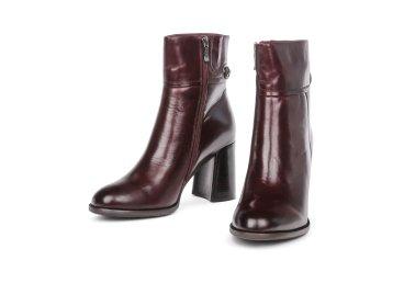 Ботинки зимние estro бордо ER00105432