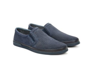 Туфли летние мужские Estro синие ER00107567