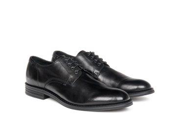 Туфли дерби estro чёрные ER00105459
