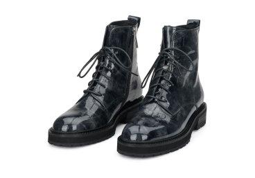 Ботинки женские Estro черные ER00107876