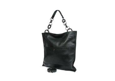 Сумка шоппер Estro черная ER00105340