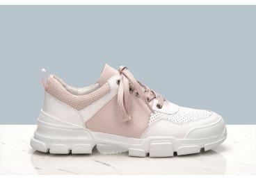 Кроссовки женские Estro белые ER00106403
