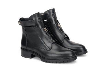 Ботинки женские демисезонные Estro черные ER00105718