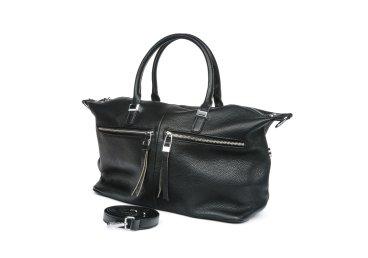 Сумка шоппер Estro черная ER00105341