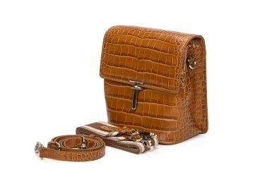 Сумка mini bag Estro коричневая ER00106706