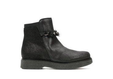 Ботинки зимние Marzetti чёрные ER00100441