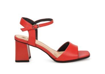 Босоножки женские Estro красные ER00107491