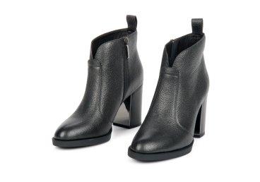 Ботинки женские estro тёмно-серые ER00105576
