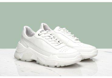 Кроссовки летние женские Estro белые ER00106664