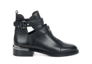Ботинки женские estro чёрные ER00105554