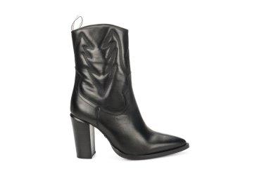 Ковбойки женские BRONX чёрные ER00105931