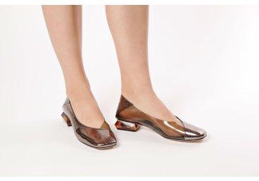 Туфлі Estro бронзові ER00106613