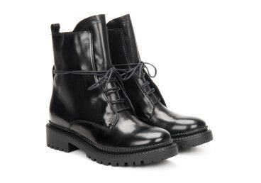 Ботинки демисезонные Estro чёрные ER00106412